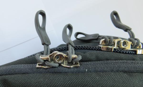 Abschließbarer Rucksack