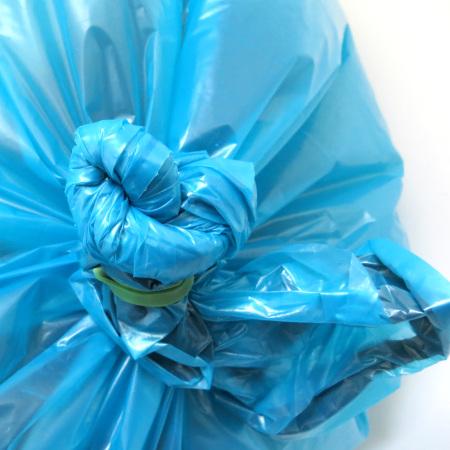 Twist Closed Plastic Bag