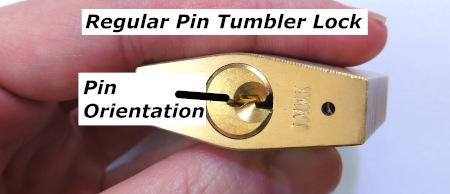 Regular Key Padlock