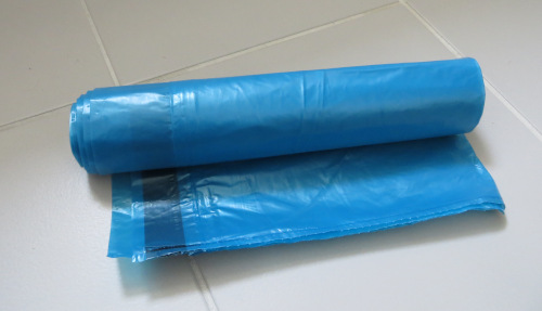 A Roll of Plastic Bags - Should Always Be Ready at Home